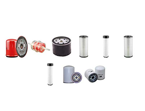 Demag DS 40 Kompressor Filter Service Kit Mit Deutz F3M1011F Motor