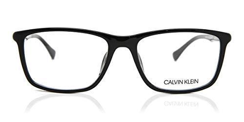 Calvin Klein CK5864 001 54 Montature, Nero (Black), Unisex-Adulto
