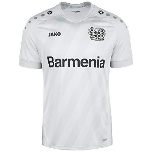 JAKO Bayer 04 Leverkusen Trikot 3rd 2019/2020 Herren grau, XXL