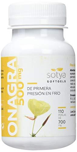 SOTYA - SOTYA Onagra 110 perlas 500 mg
