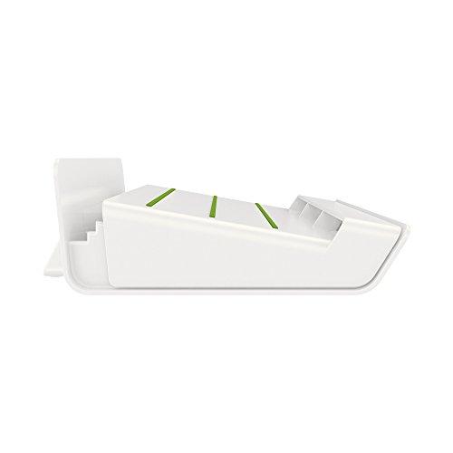 Leitz, XL Multi-Ladestation für 1 Tablet und 3 Smartphones, 4 USB-Ausgänge, Complete, Weiß, 62890001