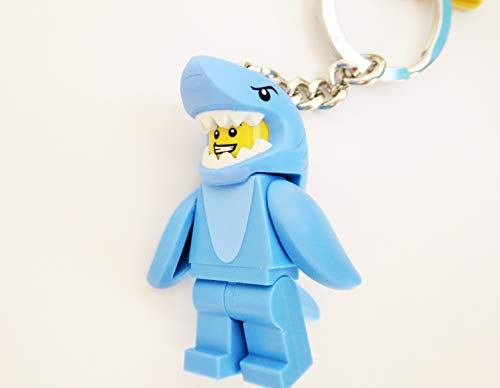 shark suit Lego 2017 keychain