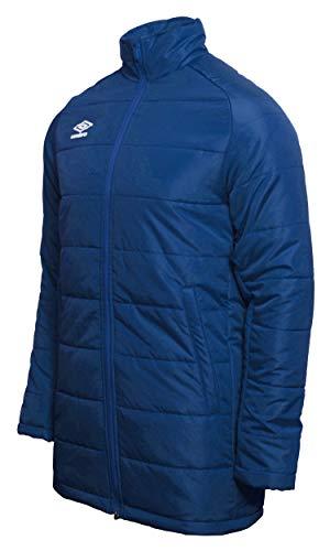 UMBRO Erwachsene Gefütterte Jacke Jackets, Tw Navy/Tw Navy, L