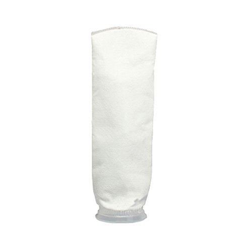 Yosoo Sac Filtre Sac Filtre 105/x 380/mm Filtration Filtre Sacs en polypropyl/ène pour Aquarium Marine 150 Mikron