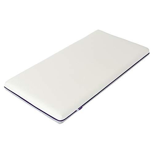 Clevamama ClevaFoam Colchón Transpirable para Cunas de Bebé 60x120 cm