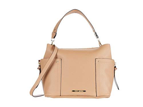 Steve Madden Handbags Dr125455 Camel Fabric Handbag OneSize US