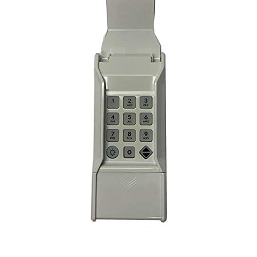 Linear LPWKP Mega Code Wireless Keypad Linear DNT00058 318 MHz