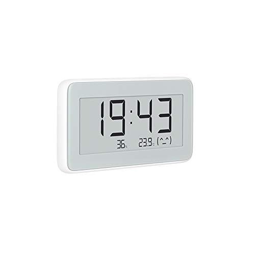 Homidy M9 Bluetooth Thermo-Hygrometer, Hygrometer Digital Thermometer Innen mit Mihome App, Hygrometer Innen Tempratur Feuchtigkeit für 6 Monate Speichern,Digitalsensoren aus Der Schweiz für Innenraum