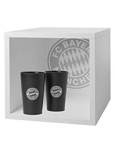 FC Bayern München Regalwürfel CLIC Maße 37,5 x 37,5 x 32,5 cm