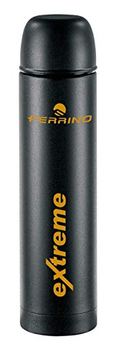 Ferrino Extreme Thermos, Nero, 0.75 L