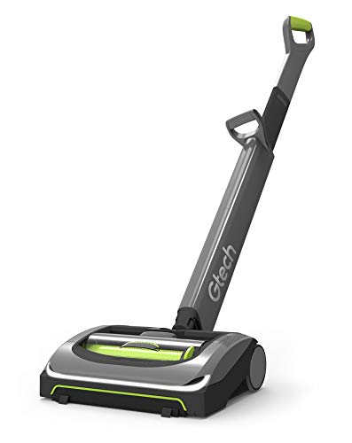 Gtech AR29 Mk2 AirRam Cordless Upright Vacuum Cleaner, 22 V, Grey