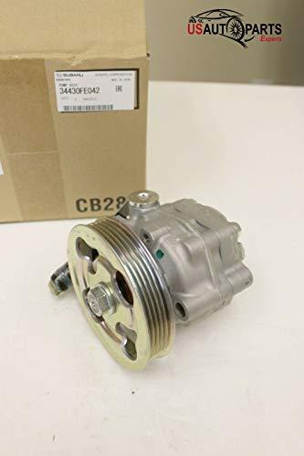 07 wrx power steering pump - 3