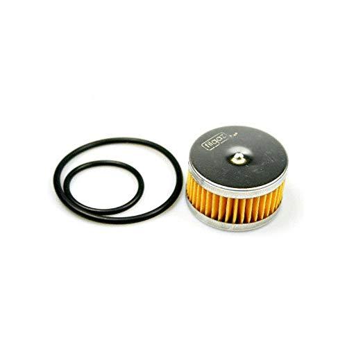 HybridSupply Inserto Filtro per evaporatore Tomasetto AT07-09 incl. Set di guarnizioni