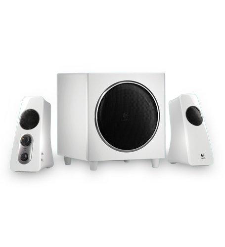 Logitech Z523 2.1 Lautsprechersystem 40 W RMS weiß