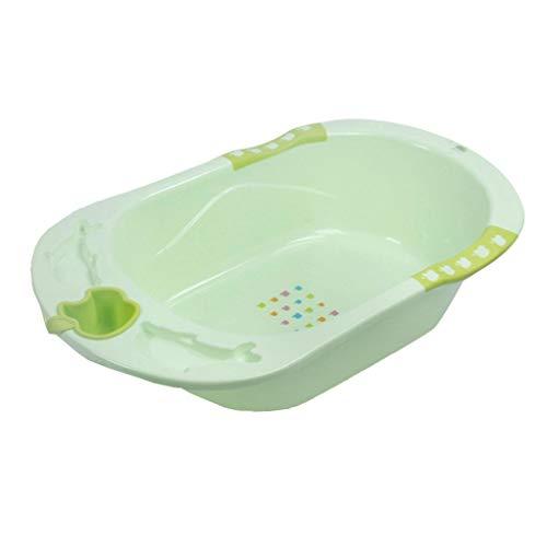 Idong Badkuip - Baby Tub Thuis Verdikking Baby Multifunctionele Tub 0-6 Jaar Oude Baby Badkuip Comfortabel En Duurzaam/Materiaal Veiligheid/Stabiel En Niet Vervormd idong Groen