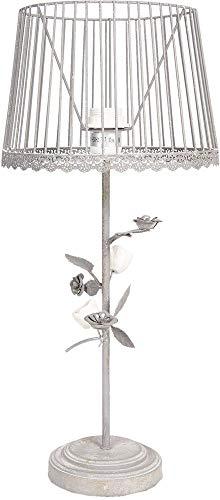 Clayre & Eef tafellamp Ø 25x56 cm - 6LMC0007