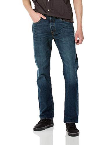 [リーバイス Levi's] ジーンズ 501 オリジナル フィット レギュラー ストレート [メンズ] (00501-2250 ステ...