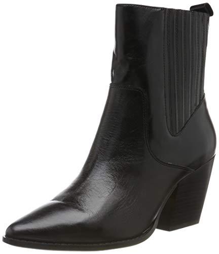Buffalo Damen Ferry Stiefeletten, Schwarz (Black 001), 37 EU