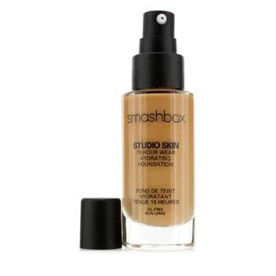滞在傑出した死スマッシュボックス Studio Skin 15 Hour Wear Hydrating Foundation - # 3.2 Warm Medium Beige 30ml/1oz並行輸入品
