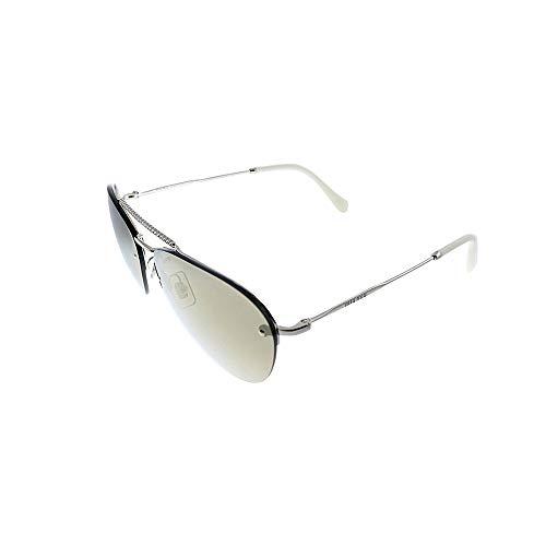 Miu Miu 0MU 54US Gafas, 0, 59 para Mujer