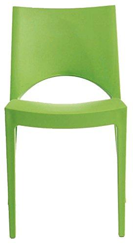 classifica sedia verde