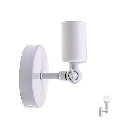 LED Lámpara de pared Metal Apliques de Pared E27 Moderno Creatividad Hierro...
