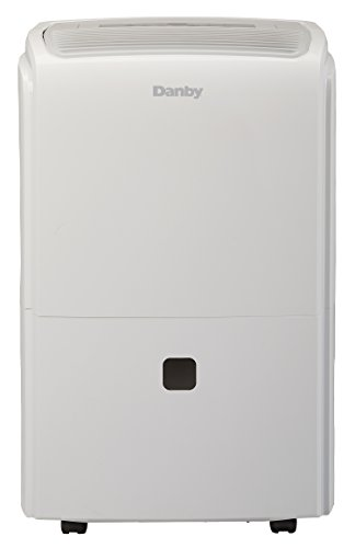 Danby 70 Pint Pump Dehumidifier Large White