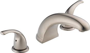 Peerless Tunbridge 2-Handle Widespread Roman Tub Faucet