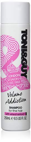 Toni & Guy Volume Addiction Shampoo - 250 ml