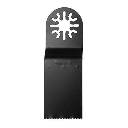 GUOCAO Herramientas oscilante Herramienta de Lijado Almohadillas de 32 mm para Fein Multimaster Bosch Bimetálica Hoja de Sierra Oscilante Multiherramienta Herramienta de oscilación Abrasivo