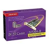 Adaptec SCSI Card 29320A-R Tarjeta y Adaptador de Interfaz - Accesorio (PCI, RoHS, 0-55 °C, 320 Mbit/s, Alámbrico, Plug-in)