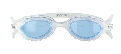 TYR Schwimmbrille Nest Pro, blue, LGNST420