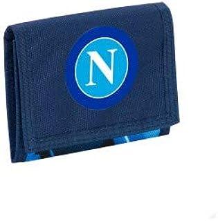 Ssc Napoli Forza Napoli Tarjetero 9 Centimeters Azul (Blue Deep)