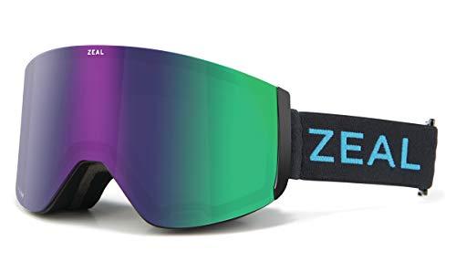 Zeal Optics Herren Schneebrille Hatchet Smokeshack
