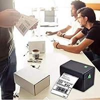 Etichettatrice per etichette di classe commerciale Stampante per etichette di spedizione diretta per DHL UPS FedEx Amazon - 4XL - Stampante termica per PC/Mac #5