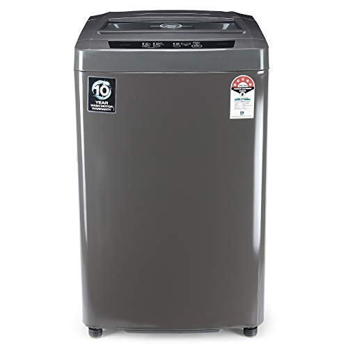 Godrej 6 Kg 5 Star Fully-Automatic Top Loading Washing Machine (WTEON 600 AD 5.0 ROGR, Grey)