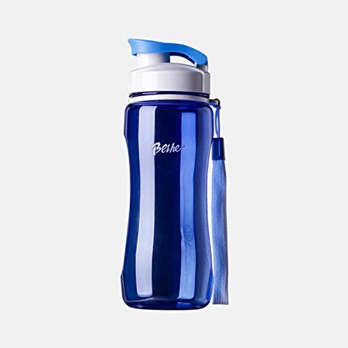 UKKD Botella De Agua Deportiva 720 Ml Botella De Agua Plástica Escuela Deportiva Al Aire Libre Dispensador Portátil Estudiante Del Estudiante Viaje De Mi Cupa De Fugaje A Prueba De Fugas