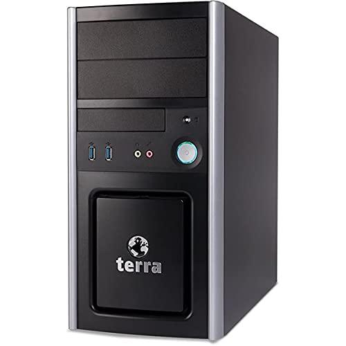 TERRA PC Business 5000 - Ordenador de sobremesa (procesador Core i5 de 4,3 GHz, memoria RAM de 8 GB DDR4, SDRAM de 25 GB, disco duro de 25 GB)