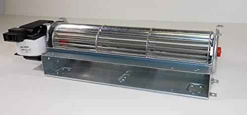 Agripro - Ventilador tangencial DN 60 (27 cm, motor izquierdo universal)