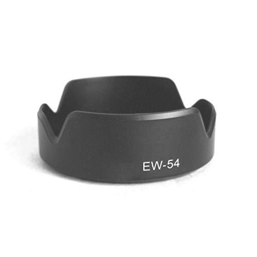 EW-54 Lens Hood Lotus Shape Lens Hood Cap Light Shading Cover For Canon