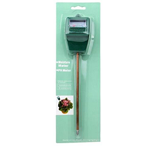 rongweiwang Herramienta Sensor Plant Medidor de Humedad Metal Humedad Planta probador de Agua la Humedad de la Flor de detección de Agua Jardín Meter Soil