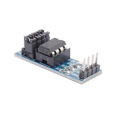 HEZHENGFENG AT24C256 I2C EEPROM Opslag/Geheugen Module Elektronische module