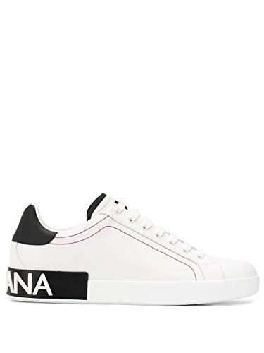 Luxury Fashion | Dolce E Gabbana Uomo CS1760AH52689697 Bianco Sneakers |