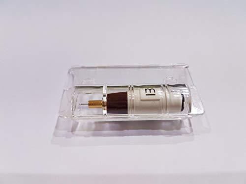 Rotring Isograph F - Punta de bolígrafo (punta de carburo de tungsteno, 0,25 mm, apta para uso en material de película)