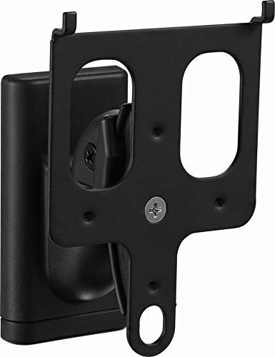 Rocketfish - Multi-Directional Speaker Wall Mount - Black