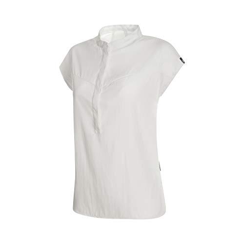 Mammut Calanca blouse met korte mouwen voor dames