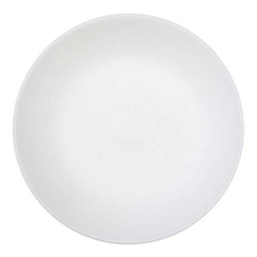 Corelle - Winter Frost White - 6-3/4 Bread & Butter Plates (Set of 4) by Corelle Coordinates