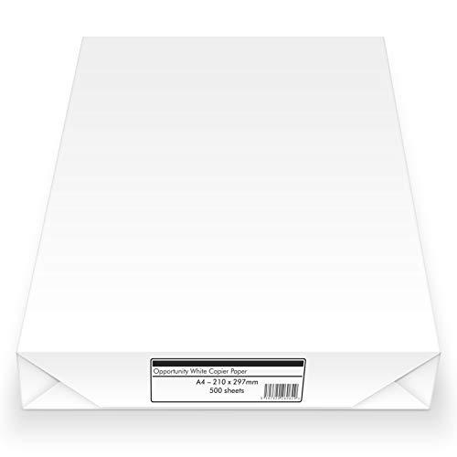 Opportunity, A4-Ries Papier, 80 g/m², 1 Ries, 500 Blatt