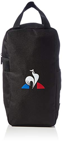 Le Coq Sportif Training Shoe Bag Bolso, Unisex Adulto, Black, Talla Única
