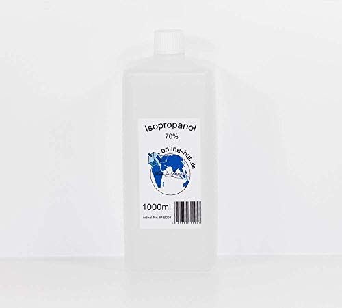 Isopropanol/Isopropylalkohol Klar 70% 1000 ml